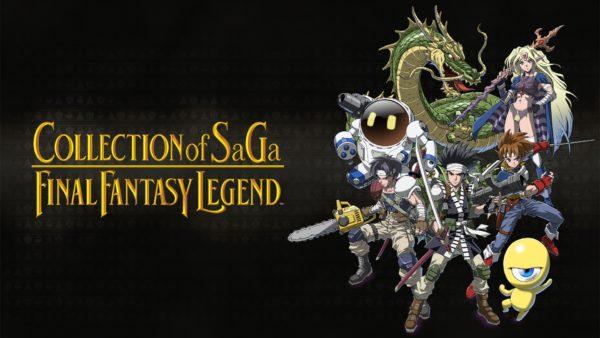 Collection of SaGa Final Fantasy Legend – Un trailer dévoilé au TGS 2020