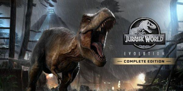 Jurassic World Evolution: Complete Edition Jurassic World Evolution : Complete Edition Jurassic World Evolution Complete Edition