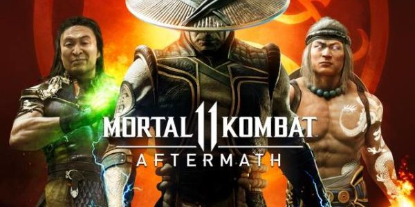 Mortal Kombat 11: Aftermath - Mortal Kombat 11 : Aftermath - Mortal Kombat 11 Aftermath