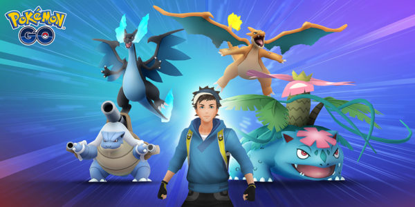Pokémon Go - Méga-Évolutions