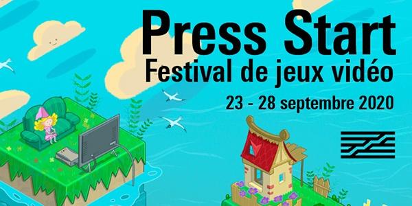 Festival Press Start 2020 BPI