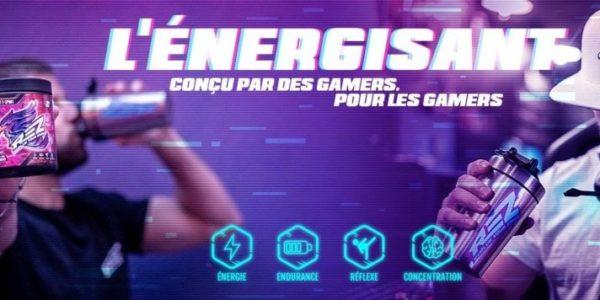 Rez Energy Drink Boisson énergisante gamer