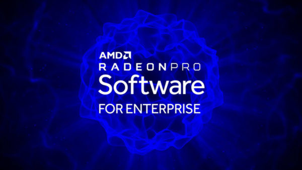 Radeon Pro Software Enterprise 20.Q3