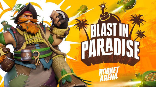 Rocket Arena - Explosion au paradis