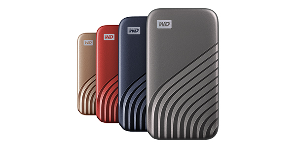 Western Digital My Passport SSD 2020