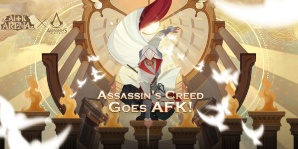 AFK Arena Ezio Assassin's Creed