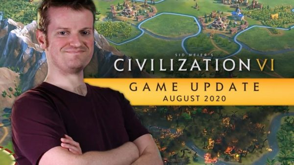 Civilization VI Game Update 27 aout