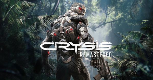 Comparez Crysis Remastered au titre original avec un trailer 8K