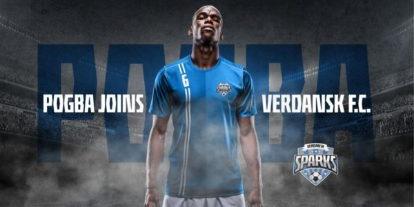 Call of Duty: Warzone Saison 5 - Paul Pogba x Verdansk