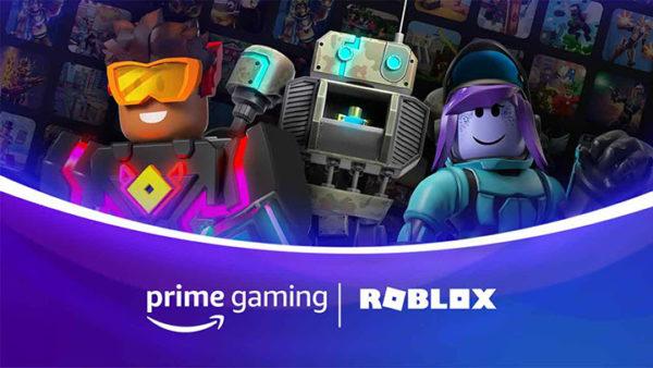 Prime Gaming x Roblox