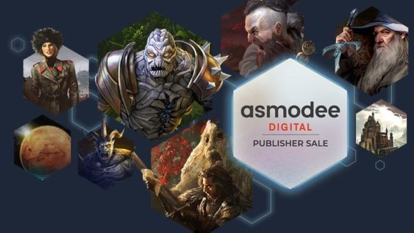 Asmodee Digital Publisher Week-end