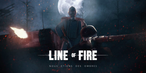 WW1 Line Of Fire VR