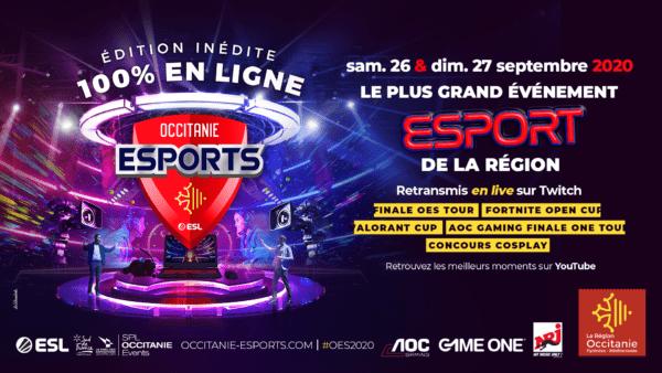 Occitanie Esports 2020