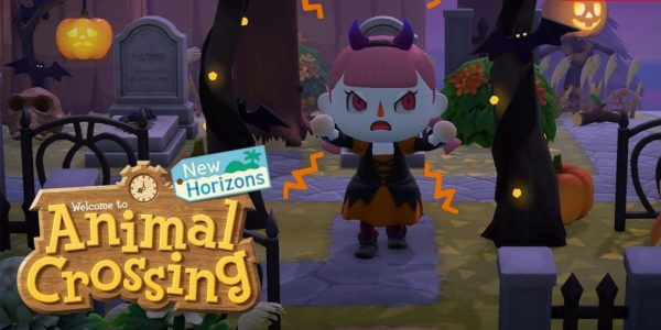 Animal Crossing: New Horizons x Halloween