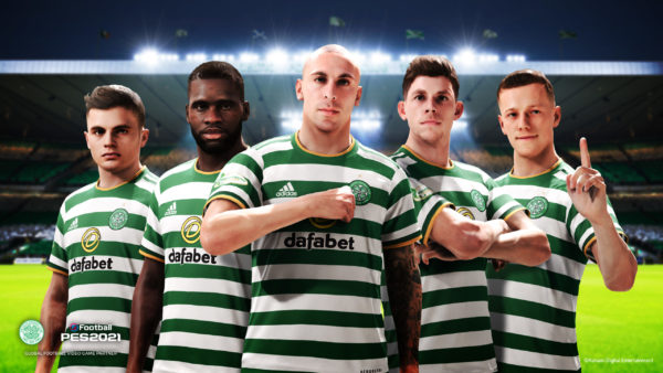 eFootball PES 2021 SEASON UPDATE - Celtic FC