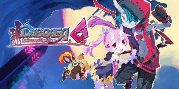 Disgaea 6: Defiance of Destiny Disgaea 6 : Defiance of Destiny Disgaea 6 Defiance of Destiny