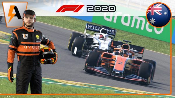 F1 2020 - My Team #01 : THIS IS A WIN FOR US