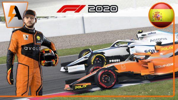 F1 2020 - My Team #06 : LA PIRE STRATÉGIE PNEUS ...