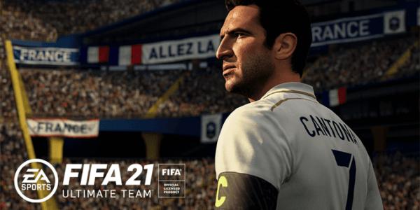FIFA 21 Eric Cantona