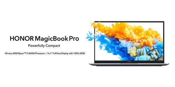 Laissez libre cours à votre créativité avec le Honor MagicBook Pro
