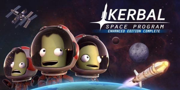 Kerbal Space Program: Enhanced Edition Complete