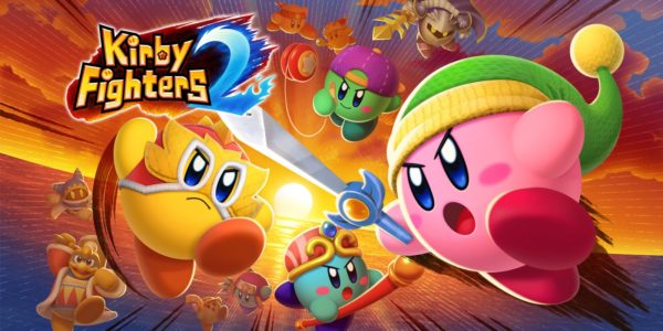 Kirby Fighters 2