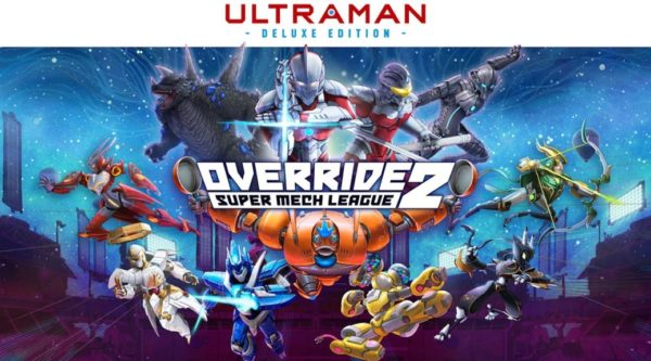 Override 2 : Super Mech League - ULTRAMAN Deluxe Edition - Override 2: Super Mech League - ULTRAMAN Deluxe Edition