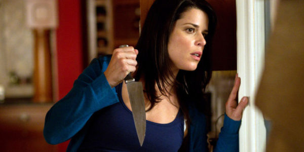 SCREAM - Neve Campbell