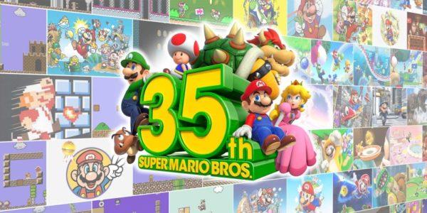 Super Mario Bros. Super Mario 35