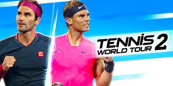 Tennis World Tour 2 rtk