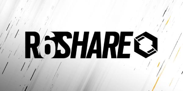Ubisoft R6 SHARE