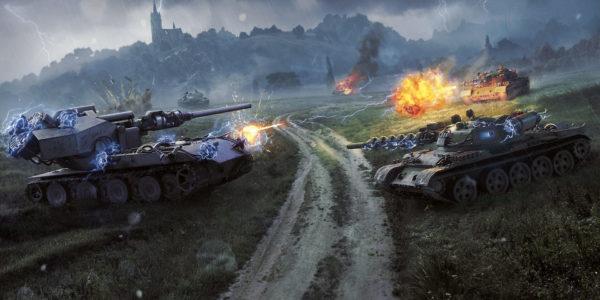 World of Tanks - le dernier des Waffenträge