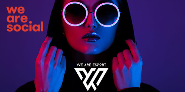 WEAREESPORT We Are Social