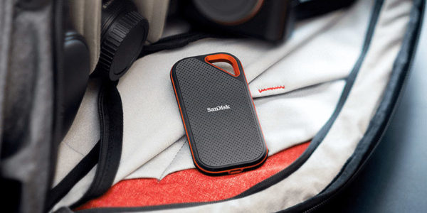 Western Digital SSD portable SanDisk Extreme PRO