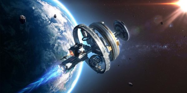 AGOS: A Game of Space (VR) est disponible