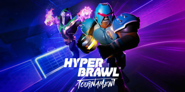 HyperBrawl Tournament est disponible sur Apple Arcade