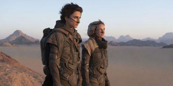 DUNE - TOP 10 des films les plus attendus en 2021 (Semrush)