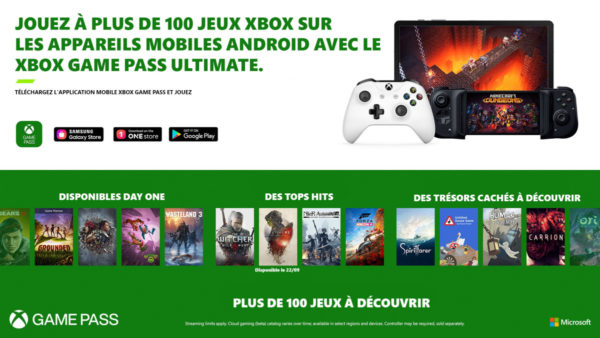 xCloud Cloud Gaming Xbox Game Pass Ultimate