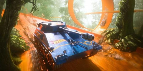 World of Tanks Console x Hot Wheels