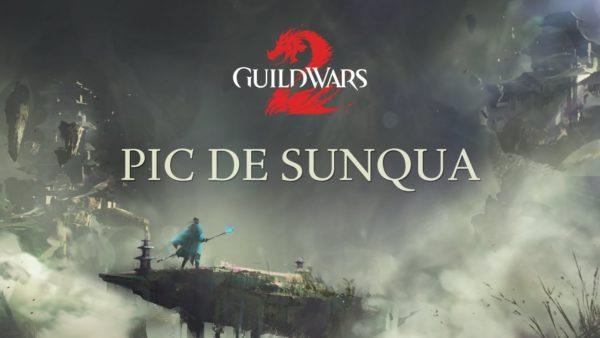 Guild Wars 2 : le Pic de Sunqua est disponible