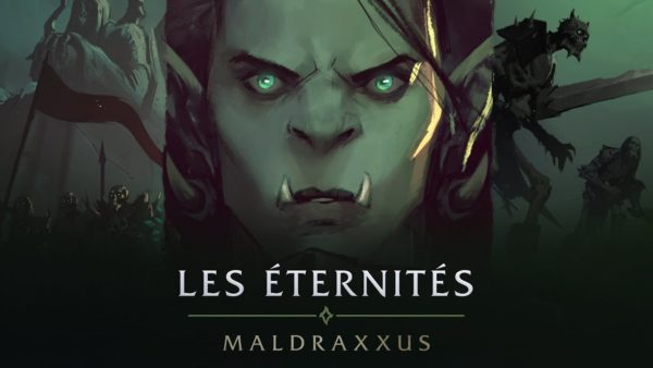 World of Warcraft - Shadowlands - Les Eternités : Maldraxxus