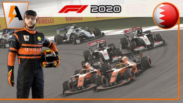 F1 2020 - My Team #02 : LA CLIM DU DÉSERT