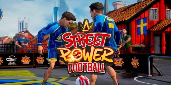 Street Power Football - SKILLTWINS DLC