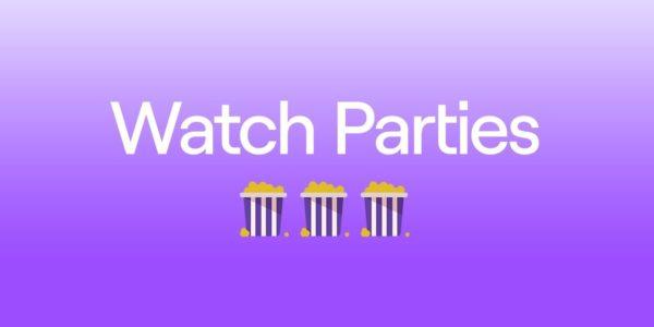 Twitch Watch Parties Prime Vidéo