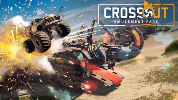 Crossout - mise à jour 0.12.00 « Parc d'attractions »