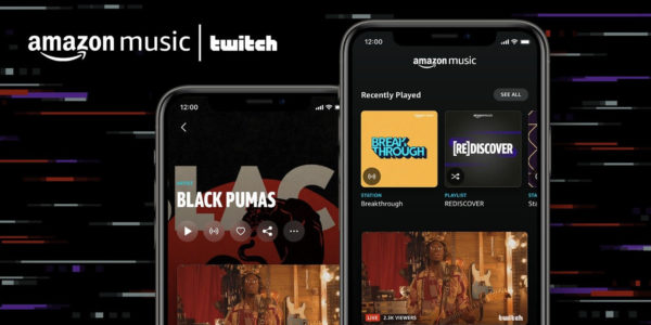 Amazon Music x Twitch