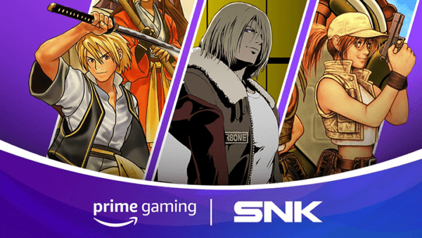 Amazon Prime Gaming - SNK Arcade