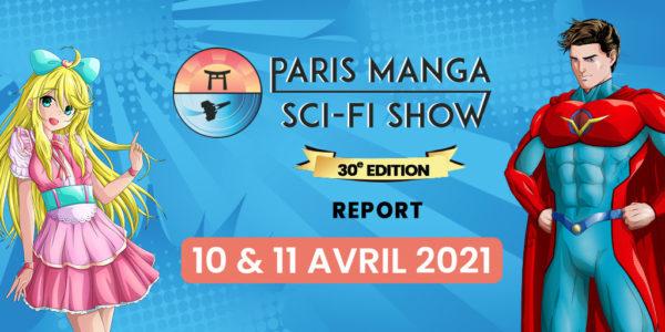 Paris Manga & Sci-Fi Show 30 - 2021