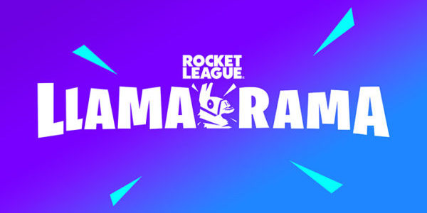 Llama-Rama rassemble Fortnite et Rocket League