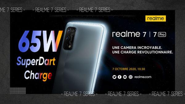 Realme 7 Pro - Série 7